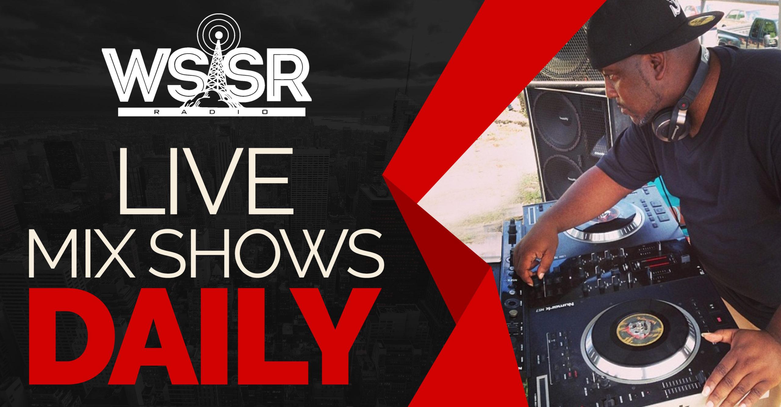 DJ Splack Live Shows Daily