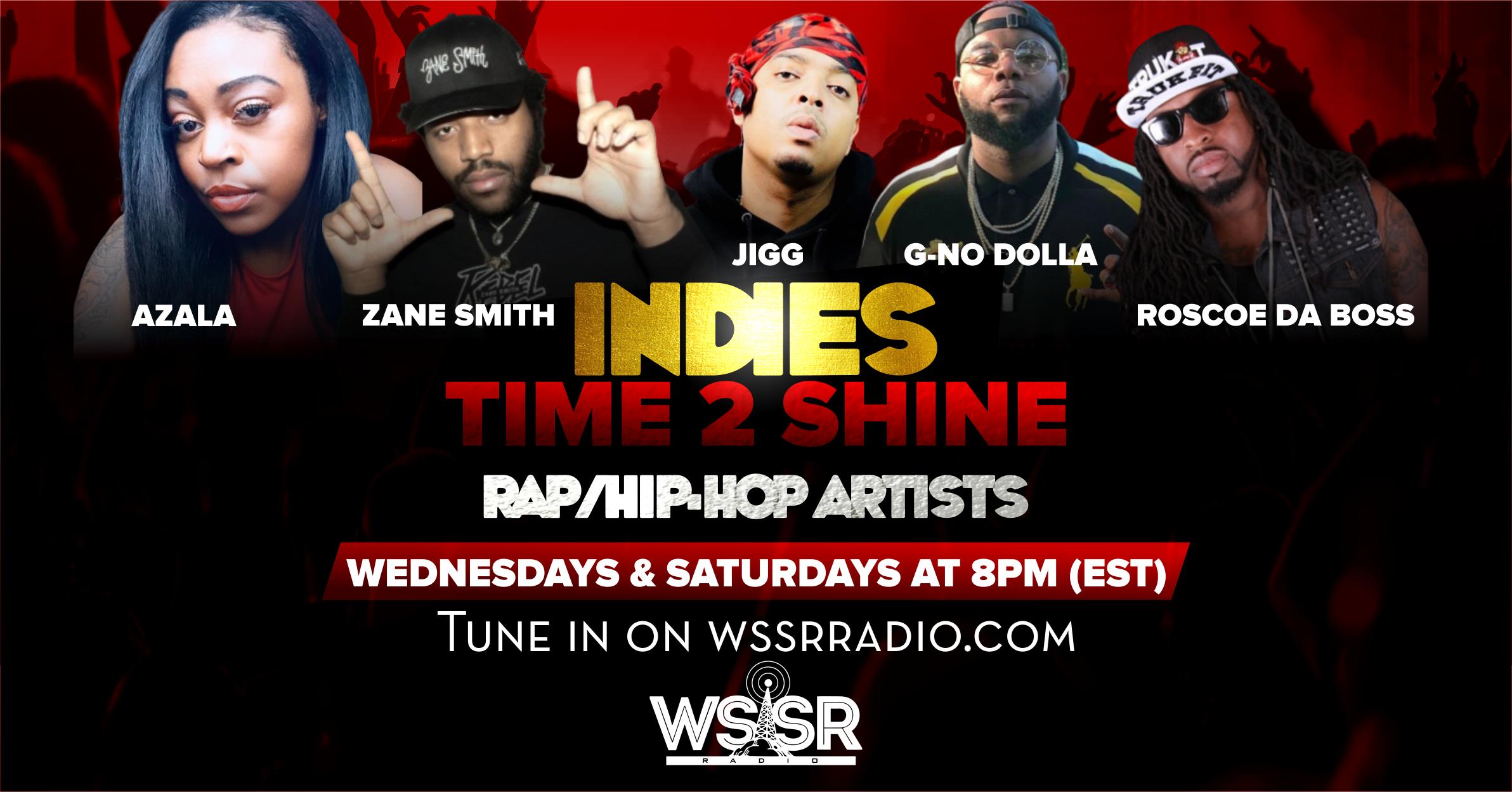 Rap-Indies Time 2 Shine