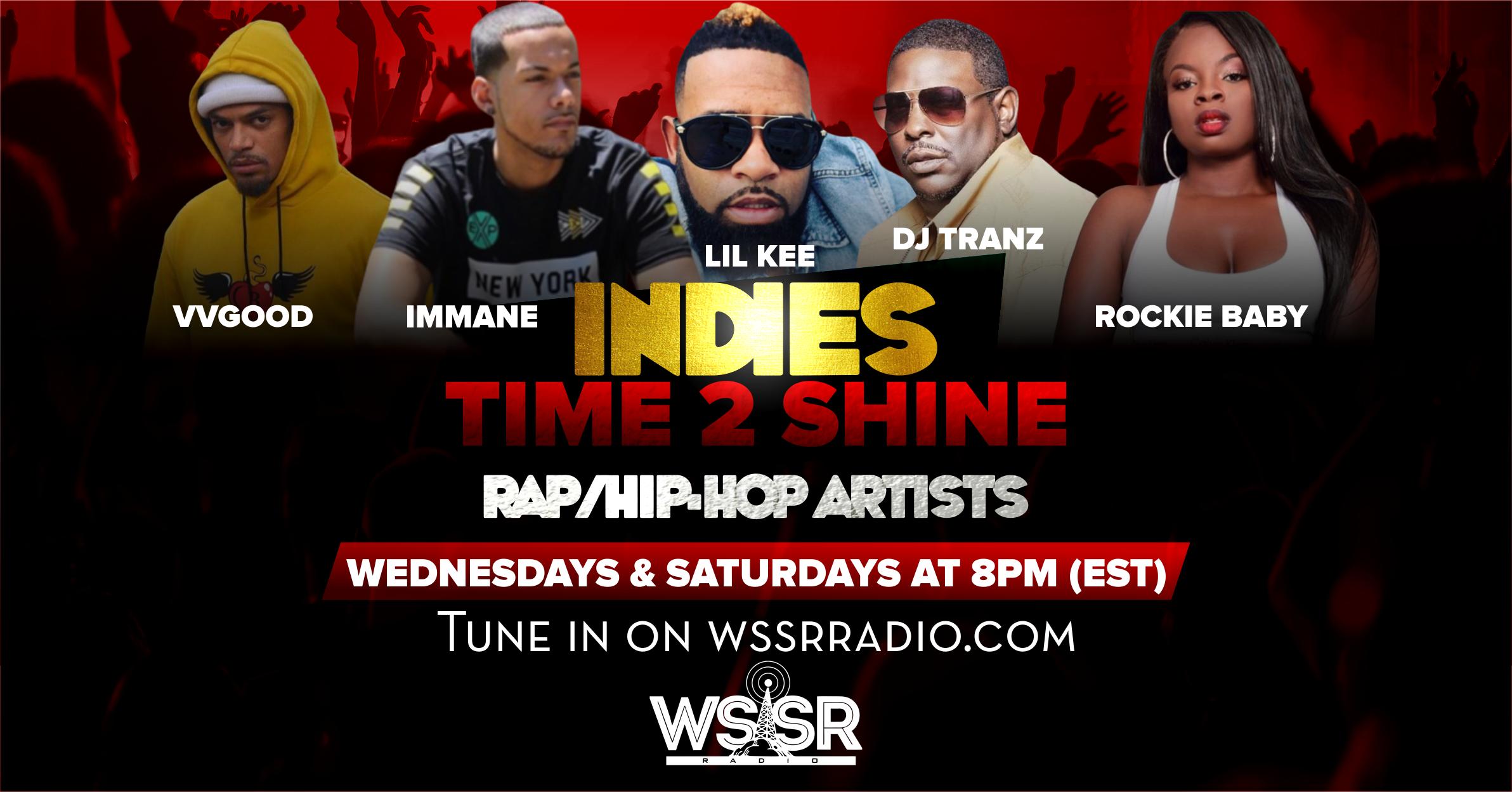 Rap- Indies Time 2 Shine II