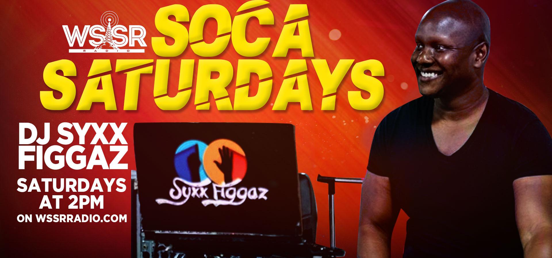 Soca Saturdays WB